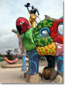 Tile Heritage-Mosaic Magic:Niki de Saint Phalle